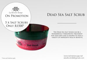 Salt Scrub Flyer